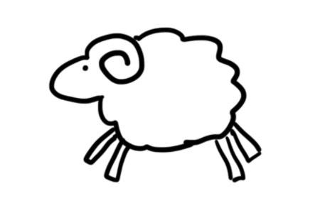 Brandmalerei Vorlagen Schaf